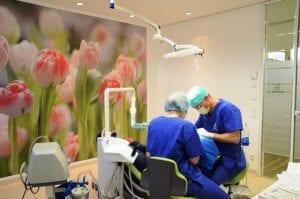 Haltbarkeit von Zahnimplantaten Studien